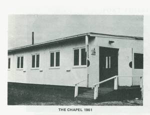 old chapel 1961